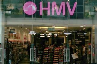 HMV Argyle Street