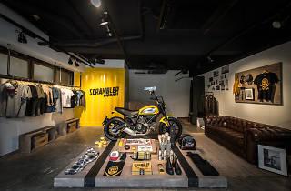 Ducati Scrambler 原宿