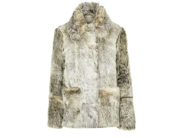 Kensington shearling jacket, £795