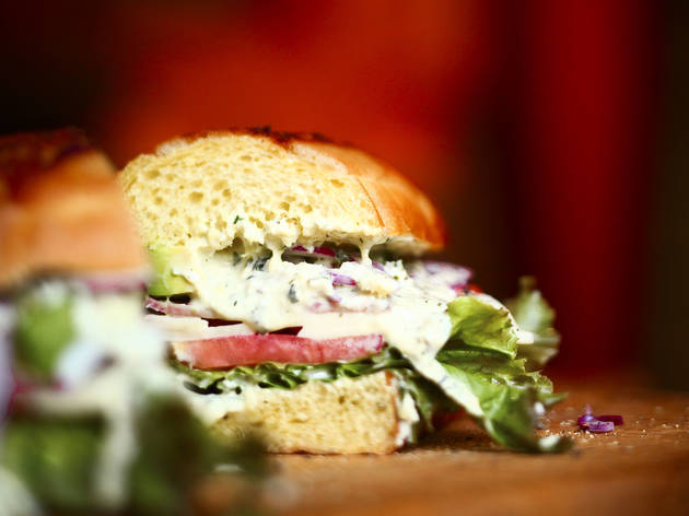 Double Sandwich Otemachi