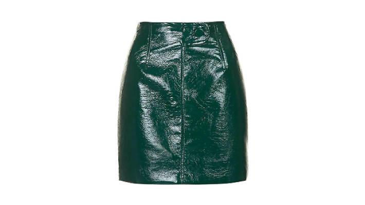 Maida mini skirt, £95