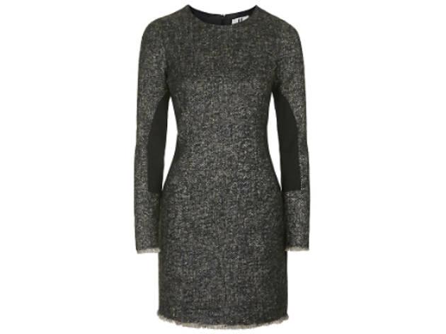 Maida tweed mini dress, £225
