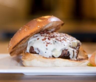 Smokey Burger de Mad Grill