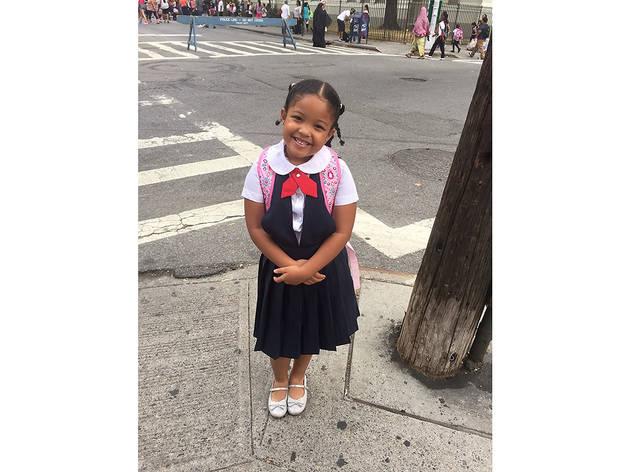 Liliah (5), Bronx