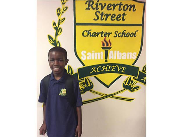 Noah (10), Riverton