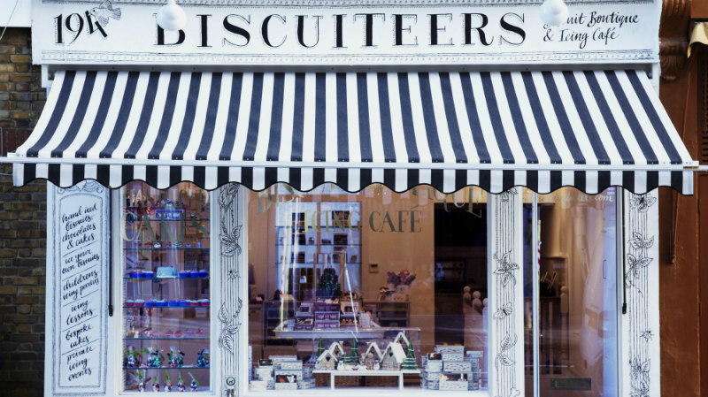 Biscuiteers Notting Hill