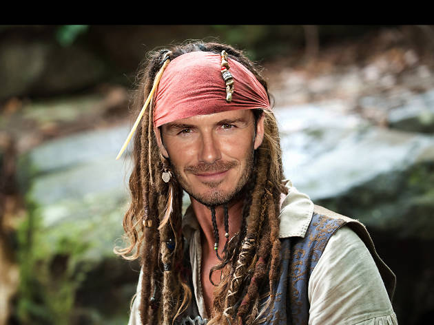 Pirate in 'Pirates of the Caribbean 6'