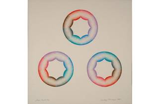 (Judy Chicago, 'Star Cunts #2', 1968)