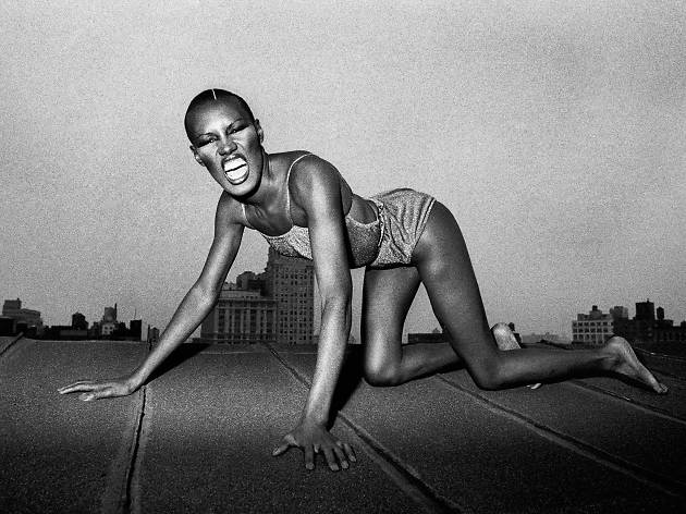 Grace Jones: 'I am never comfortable in the middle of the stream'
