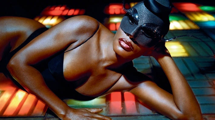 Grace Jones © Lawrence Watson