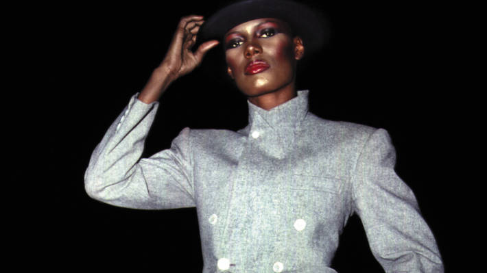 Grace Jones © Adrian Boot