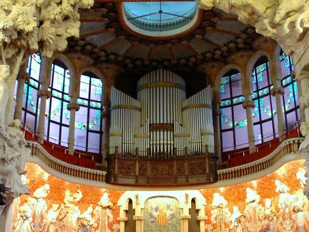 Al Palau de la Música per només 5 euros!