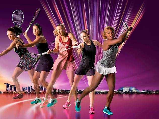Guide to WTA Finals