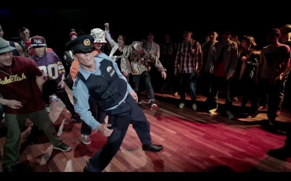 Shing02がメガホン。踊ることへの普遍的な衝動を描くショートムービー「Bustin'」が公開