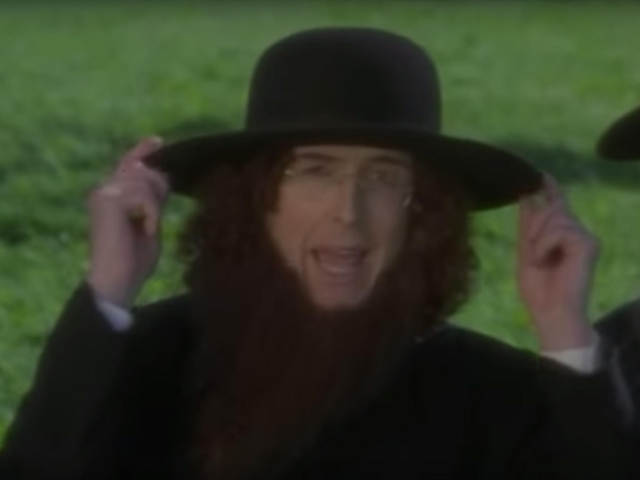 'Amish Paradise'