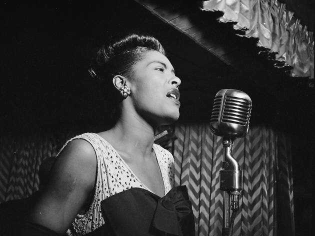 Música, Jazz, Billie Holiday