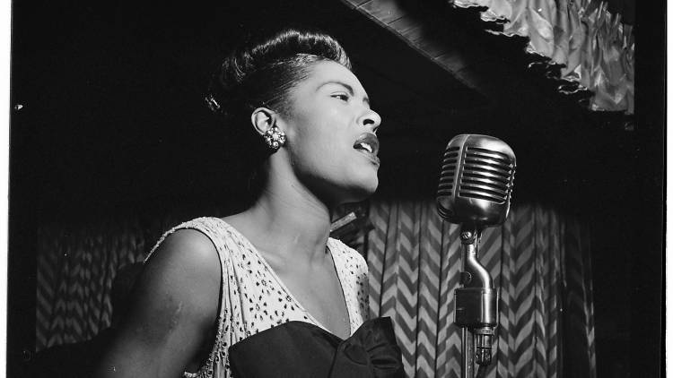 Música, Jazz, Billie Holiday