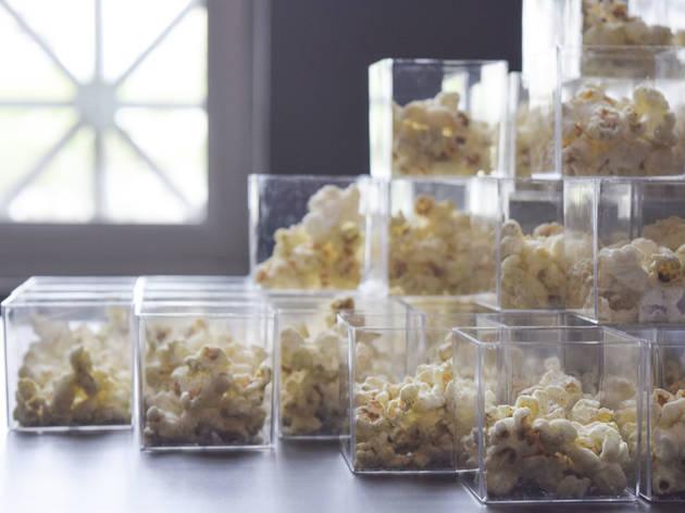 Feta Popcorn