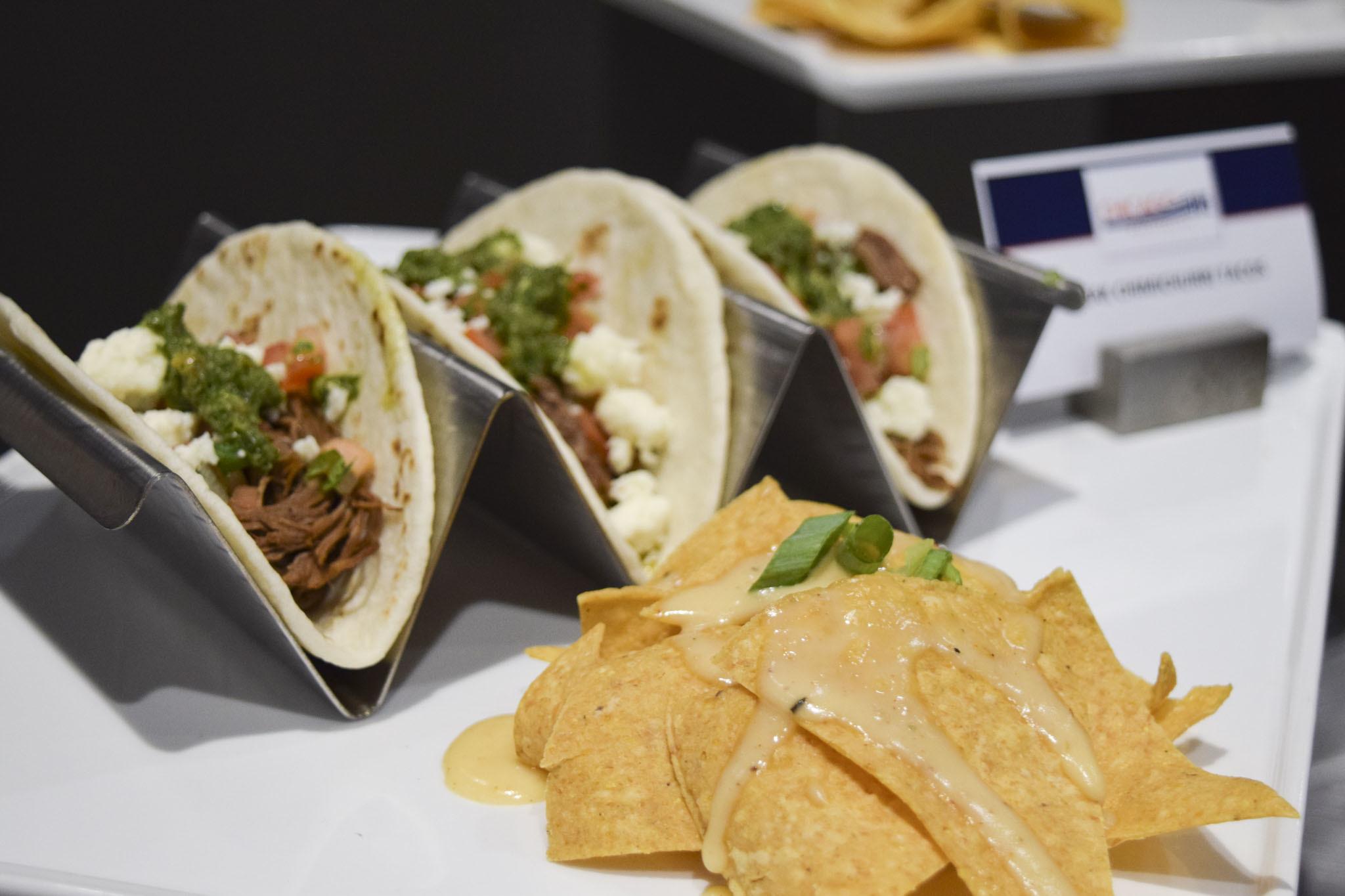 Steak Chimichurri Tacos