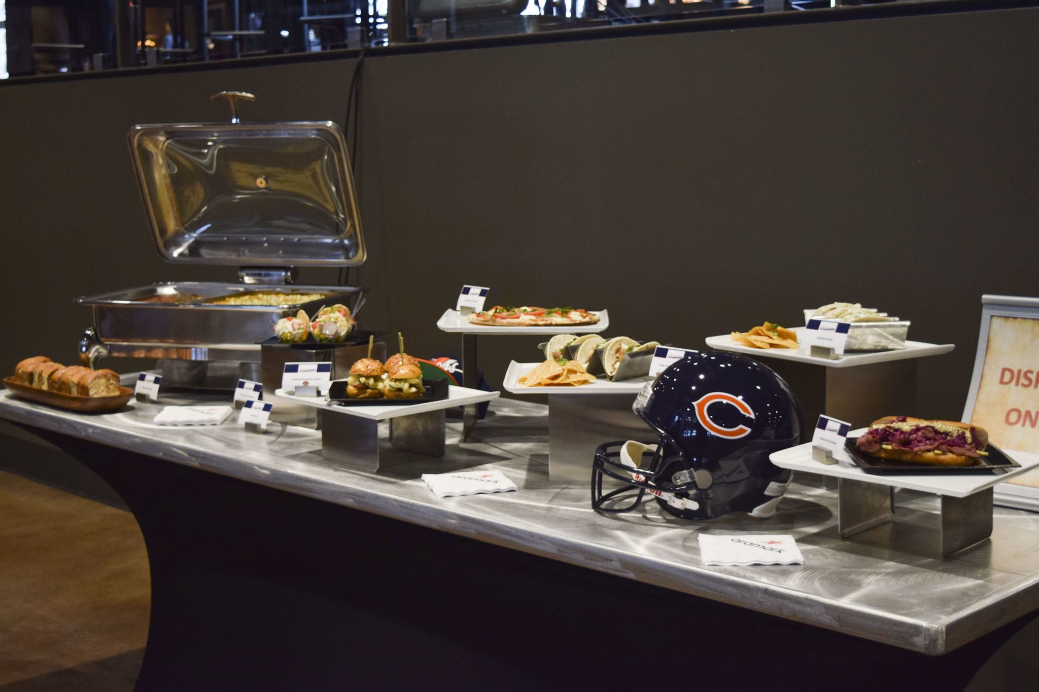 17 new dishes to eat at Soldier Field