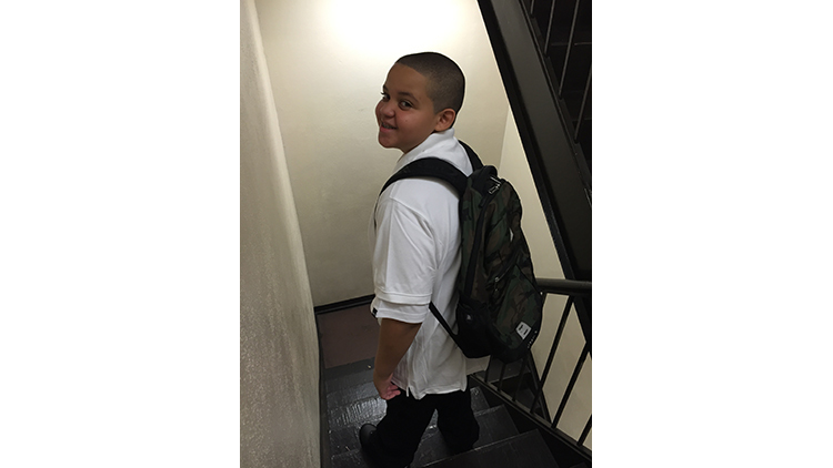 Joseph (12), Bronx