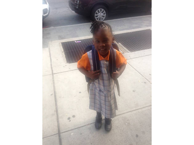 Taylor Brooke (5), Cobble Hill