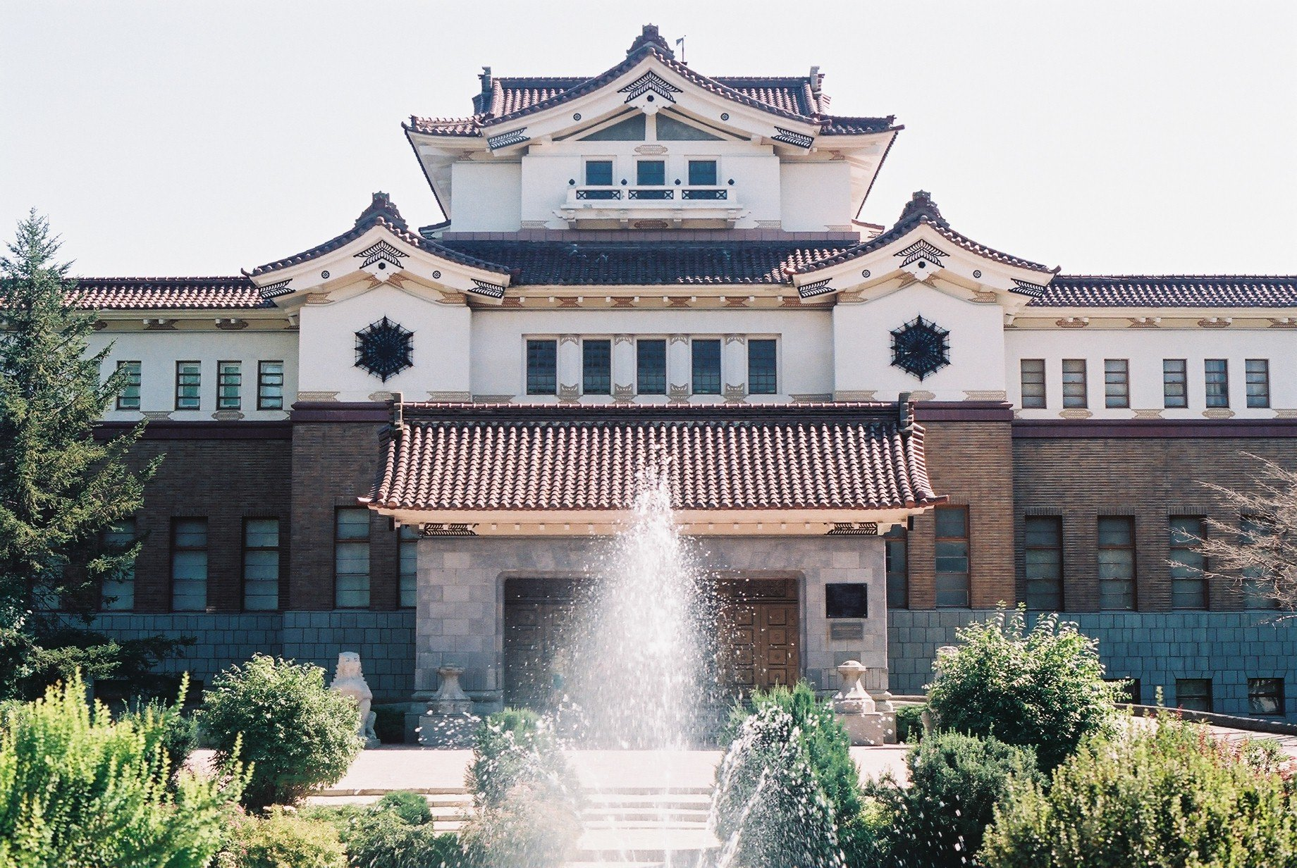 Learn about Sakhalin's history at a Japanese governor's former home