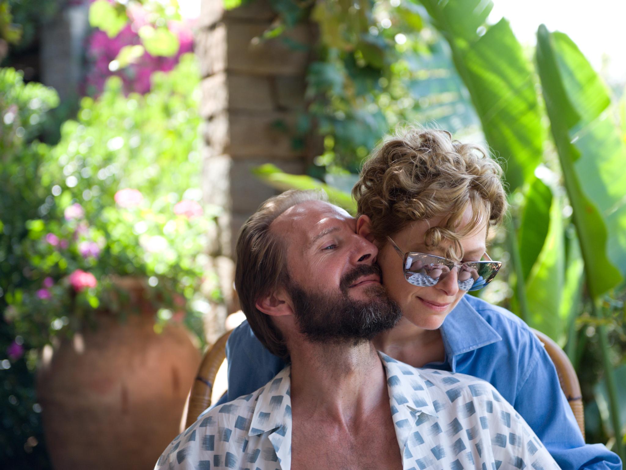 Venice Film Festival movies, A Bigger Splash, Ralph Fiennes