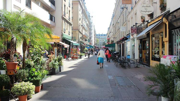 Rue Daguerre guide 24h Paris 14 Montparnasse