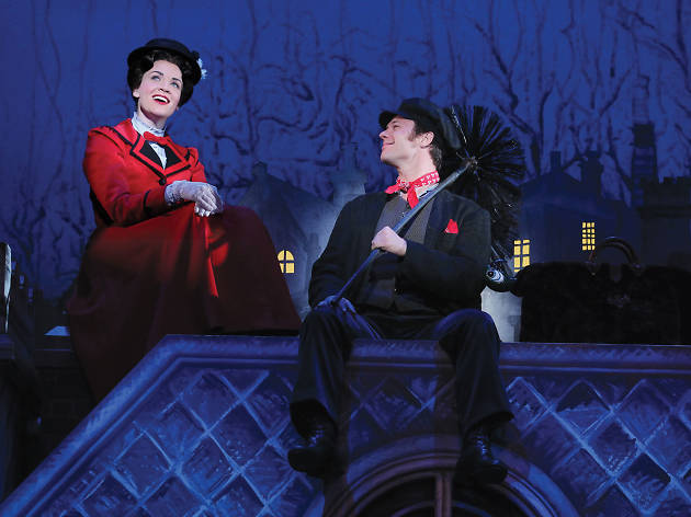 May Poppins at Ahmanson Theatre