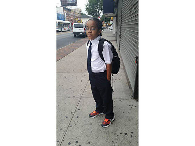 Aaron (9), Flatbush