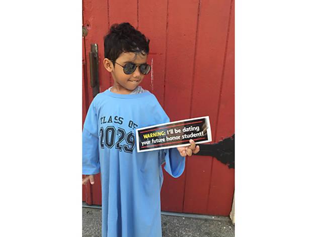 Aiden (4), Bronx