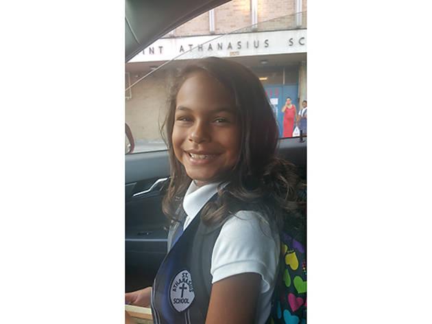 Chloe (8), Bronx