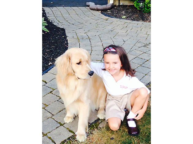 Emily (6), Pomona, NY