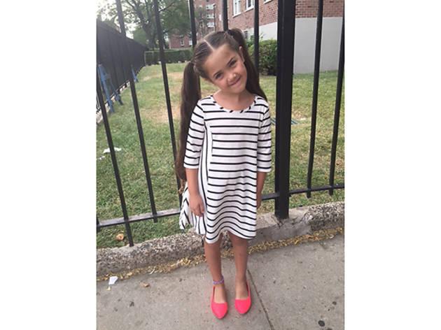 Emma (5), Harlem
