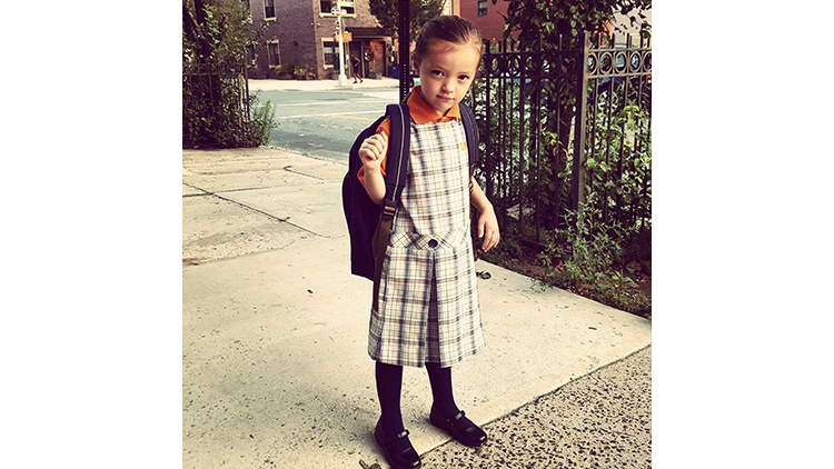 Lucinda Lee (5), Prospect Heights