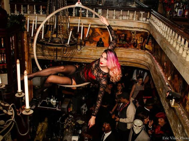 The best Halloween events in NYC
