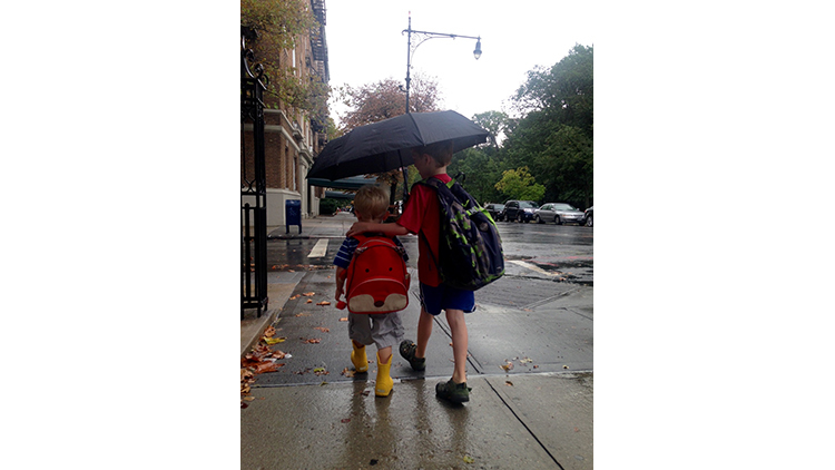 Phoenix (3) and Fox (8), Park Slope