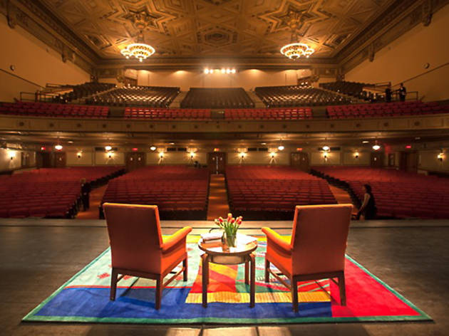 The Nourse Theater