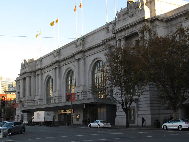Bill Graham Civic Auditorium