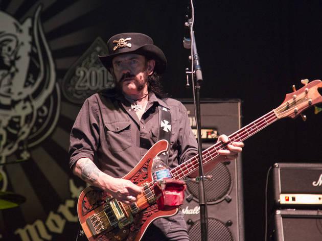 Motörhead performed in Douglas Park on day one of Riot Fest, September 11, 2015.