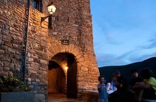 Súria Poble Vell portal de Cardona