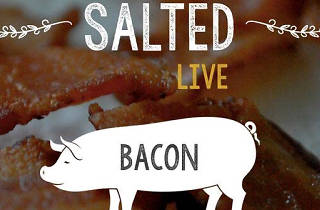 Salted Live's Bacon Dinner