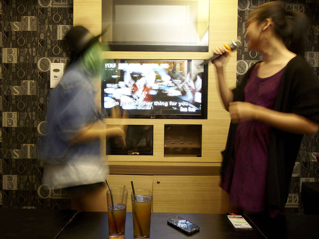 The best karaoke joints in KL