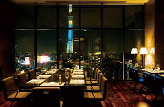 ザ・ゲートホテル雷門 Rレストラン & バー