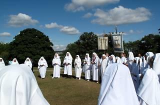 The Druid Order Autumn Equinox Ceremony