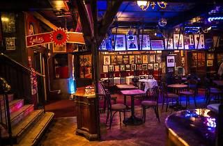 Phoenix Artist Club main bar 2