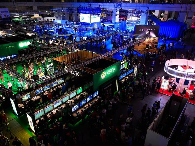 Five reasons gamers cannot miss EGX 2015