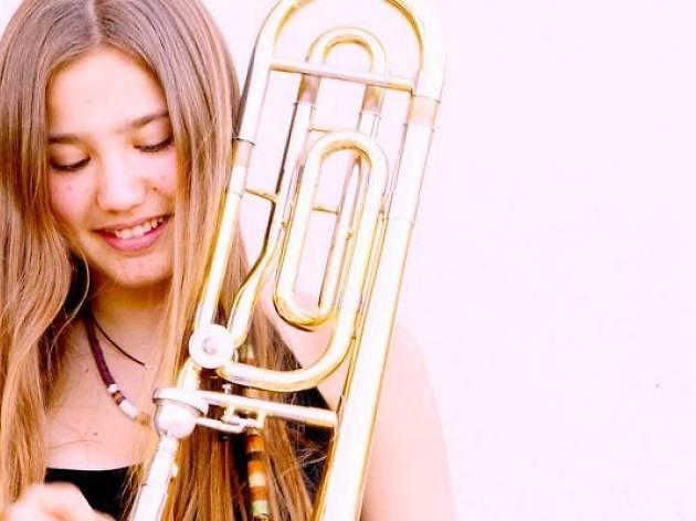 Jazzing 2015: Rita Payés Quartet
