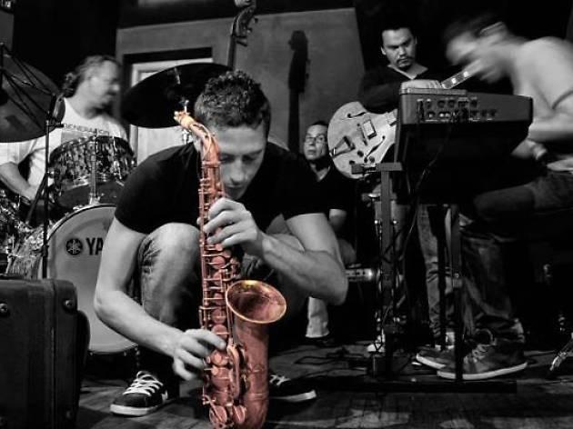 Jazzing 2015: Ernesto Aurignac Orchestra